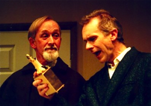 Lord Arthur Savile's Crime by Constance Cox in November 2000.  We won the Best Supporting Actor and Best Technical Award for this production.
