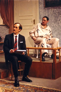 A Time to Kill by Leslie Darbon at The Playhouse, Cheltenham in April 1991.